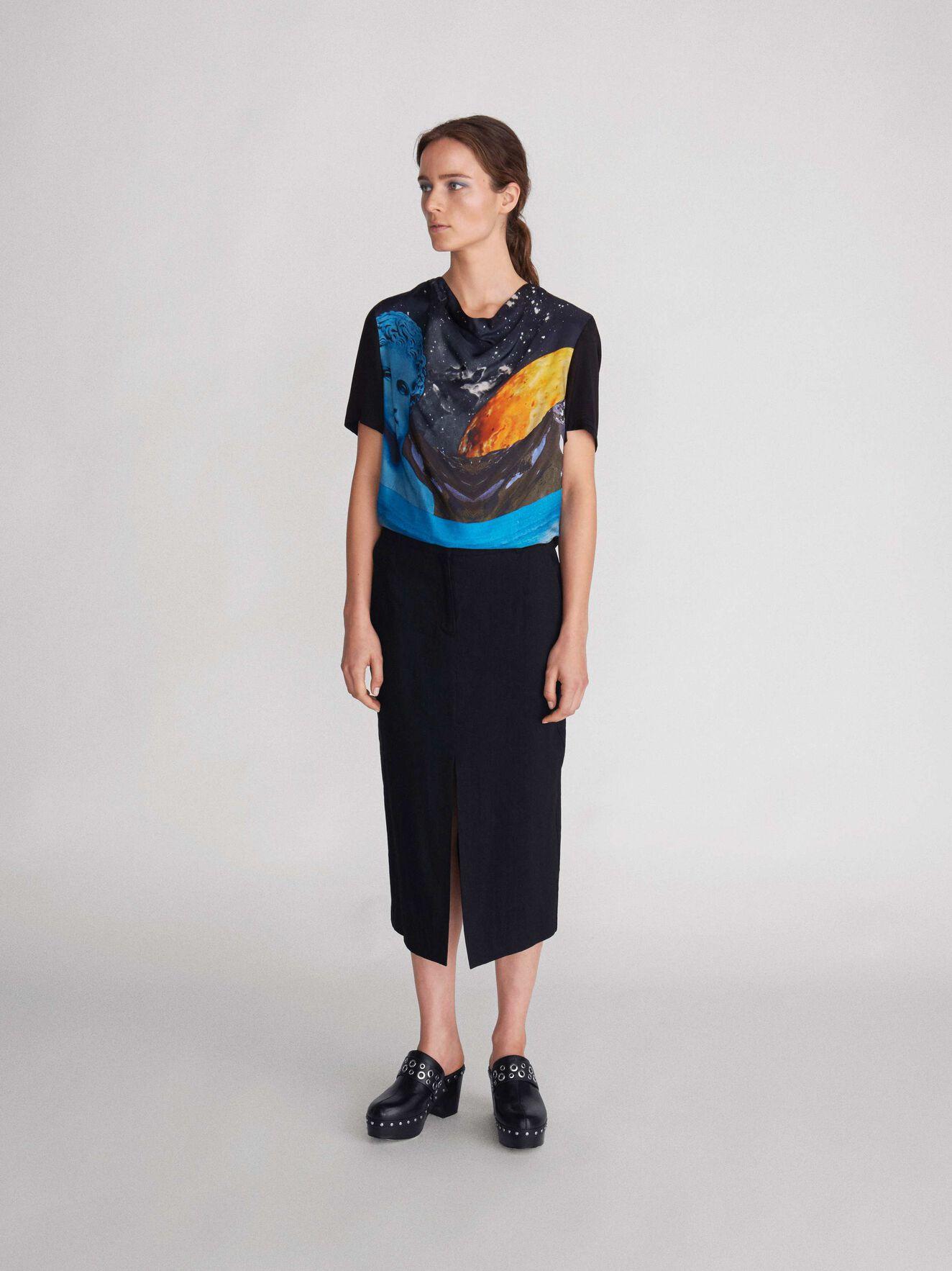 Dream Skirt in Black from Tiger of Sweden