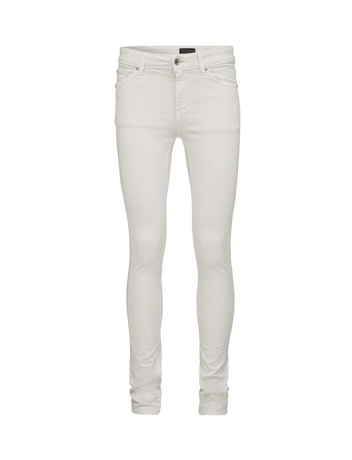 SLIGHT JEANS in Ivory from Tiger of Sweden