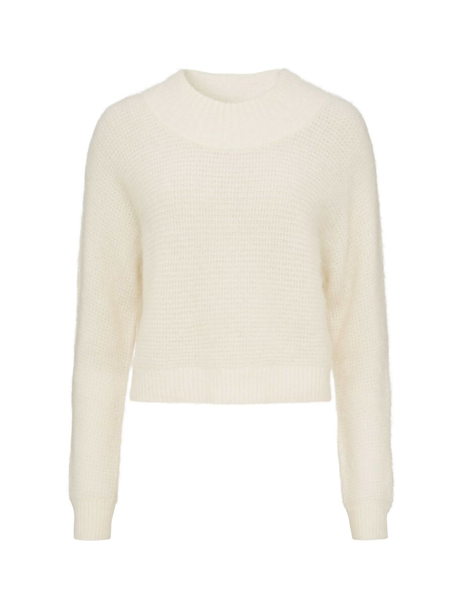 Gera Pullover in Divine White from Tiger of Sweden