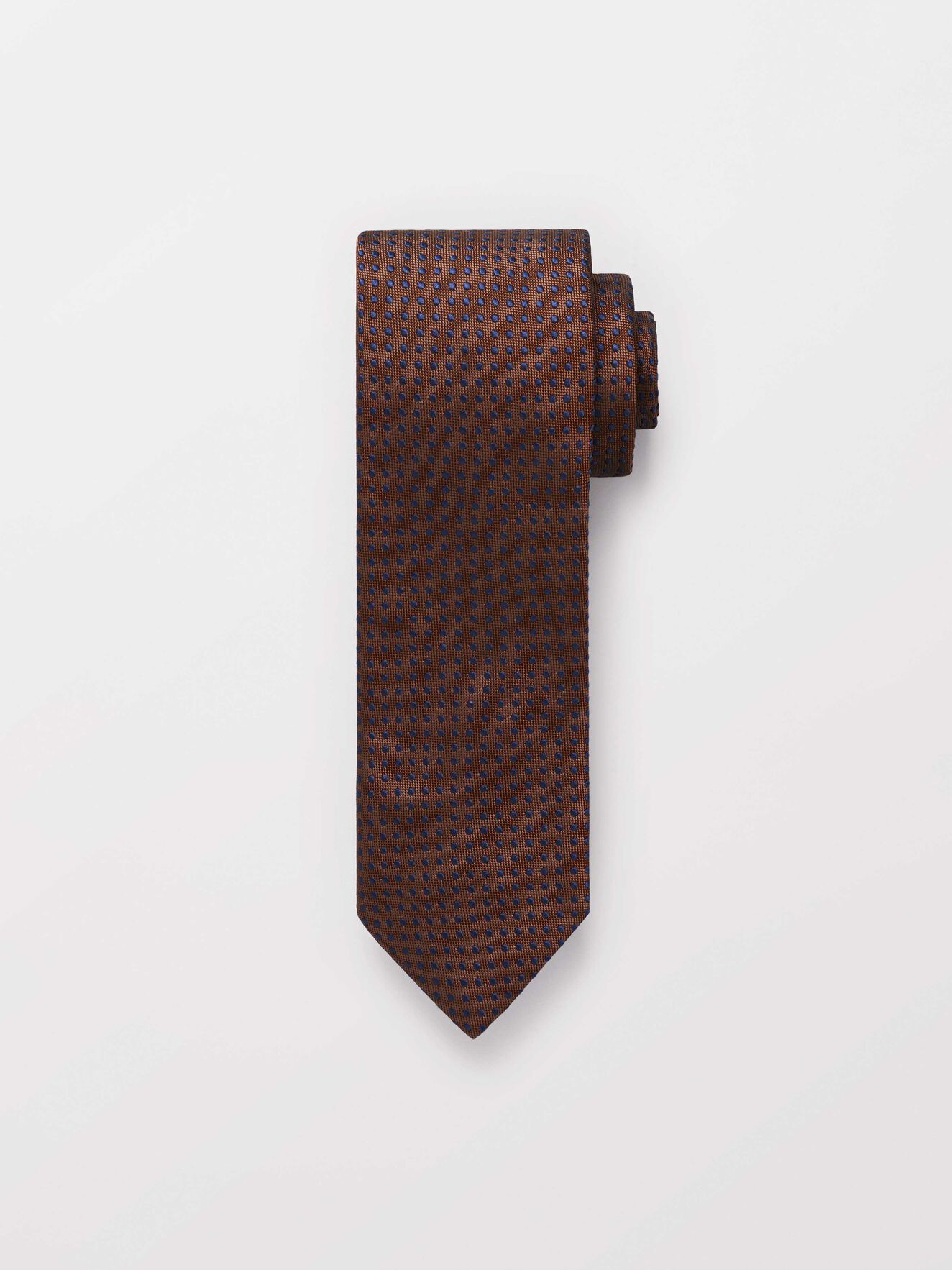 Tronne Tie in Dark Honey from Tiger of Sweden