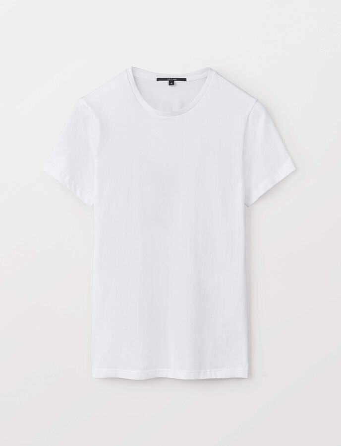 Emerik t-shirt in Pure white from Tiger of Sweden