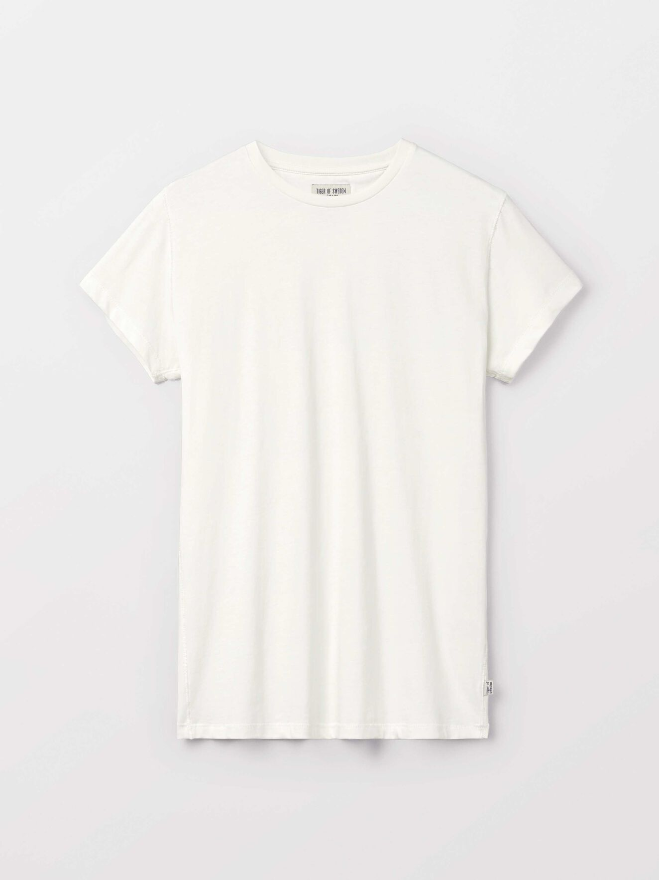 West T-Shirt in White Light from Tiger of Sweden