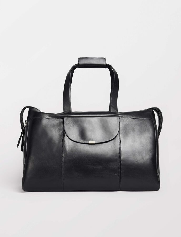 Rouaul travel bag  in Black from Tiger of Sweden