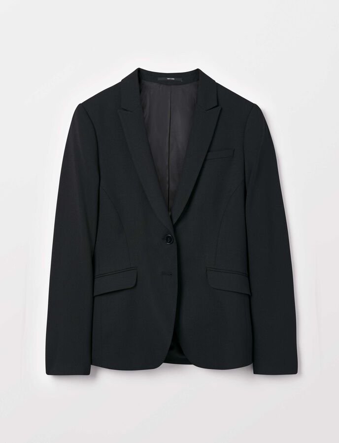 Ruma blazer in Night Black from Tiger of Sweden