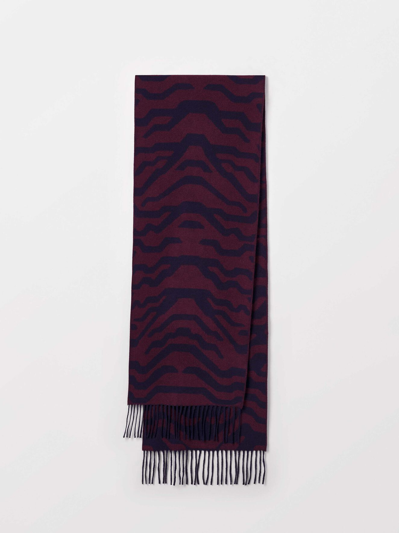 Sizan Scarf in Light Ink from Tiger of Sweden