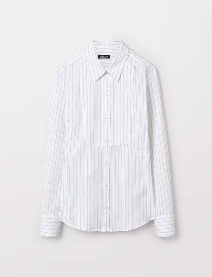 Henie S Shirt in Bright White from Tiger of Sweden