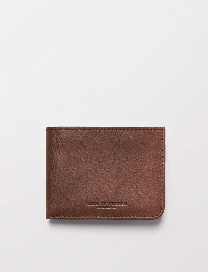 Zadkine wallet in Medium Brown from Tiger of Sweden