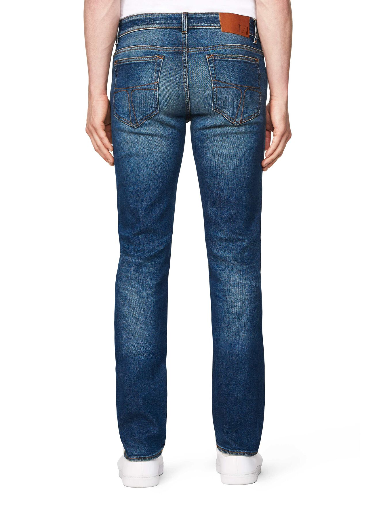 STRAIGHT JEANS in Dust blue from Tiger of Sweden