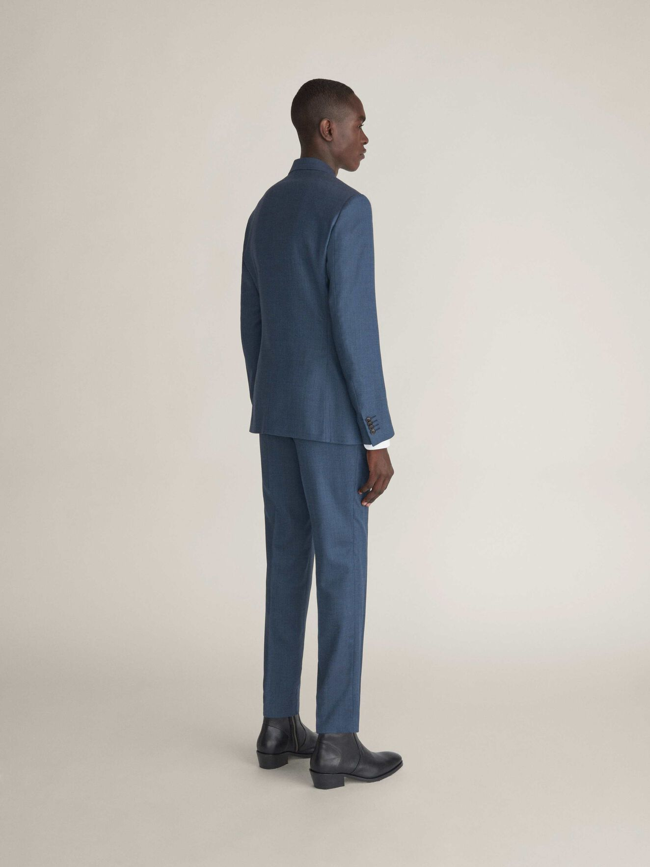 Jamonte Blazer in Silver Blue from Tiger of Sweden