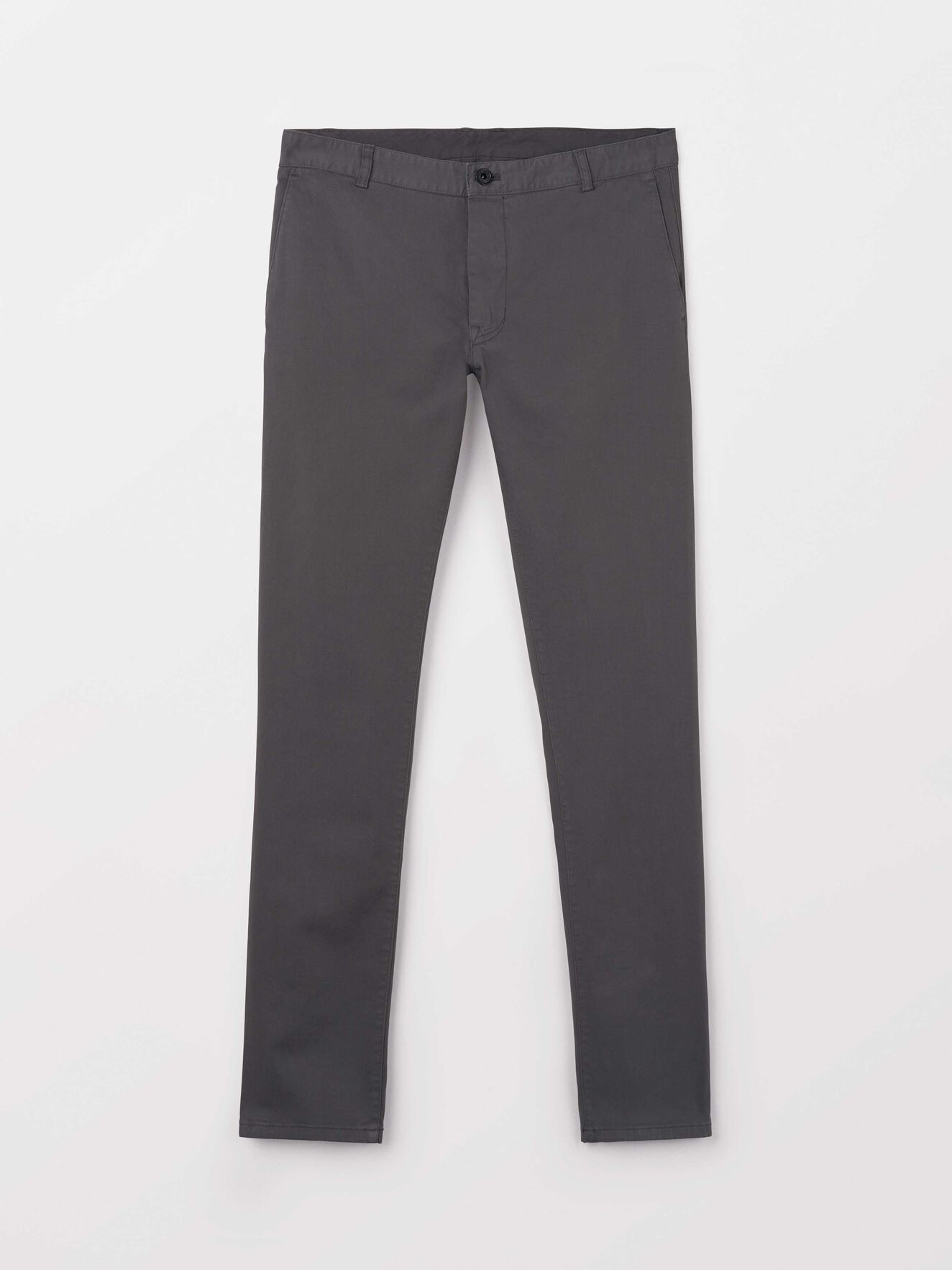 Transit Trousers in Med Grey Mel from Tiger of Sweden