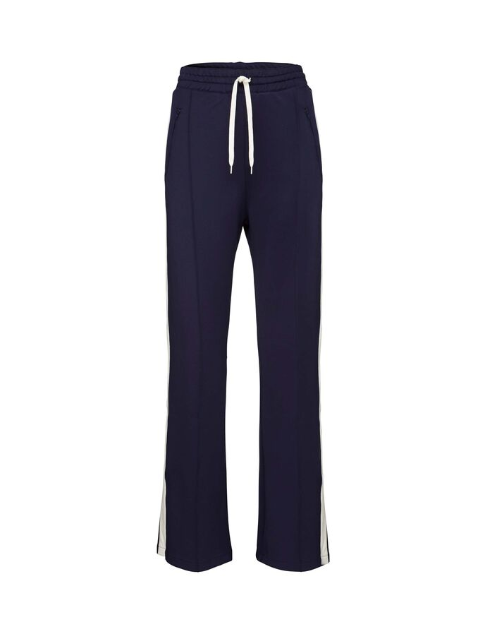 RADIO TRACK PANTS in Maritime Blue from Tiger of Sweden