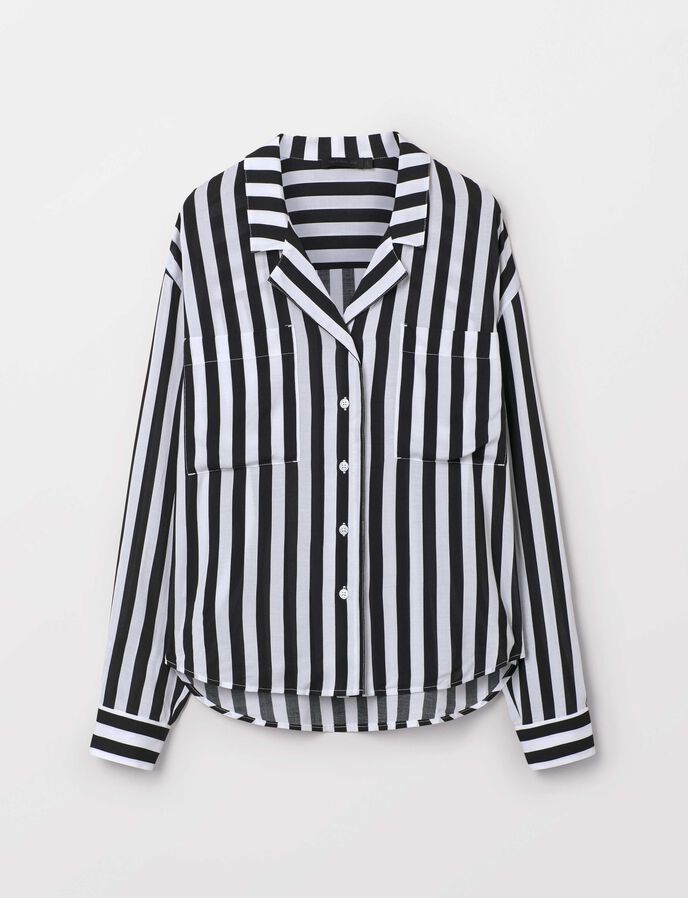 Pansy Shirt in White from Tiger of Sweden