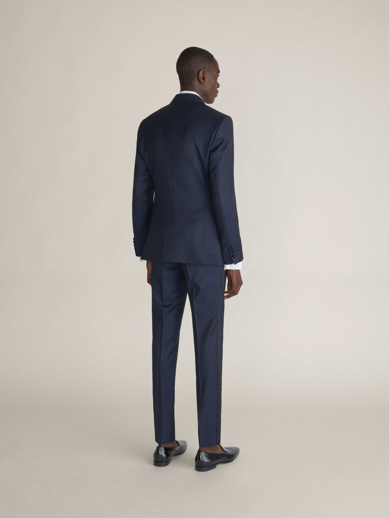 Thulin Trousers in Light Ink from Tiger of Sweden