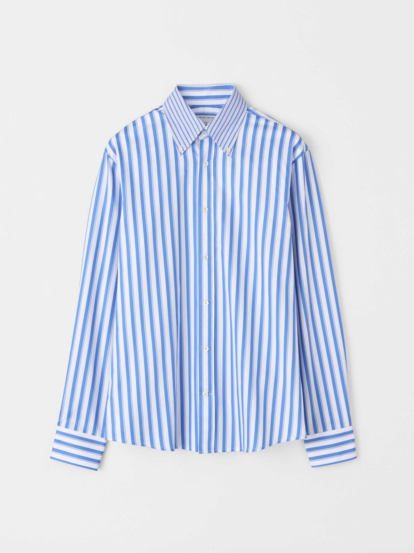 ed00abd7 Skjorter – Se kort- og langermede skjorter online hos Tiger of Sweden