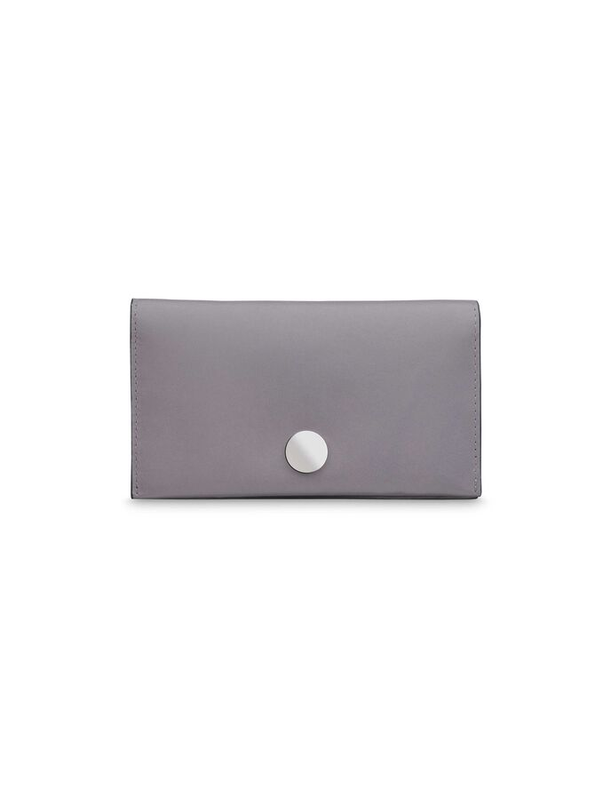 ELISA WALLET in Purple Stone from Tiger of Sweden
