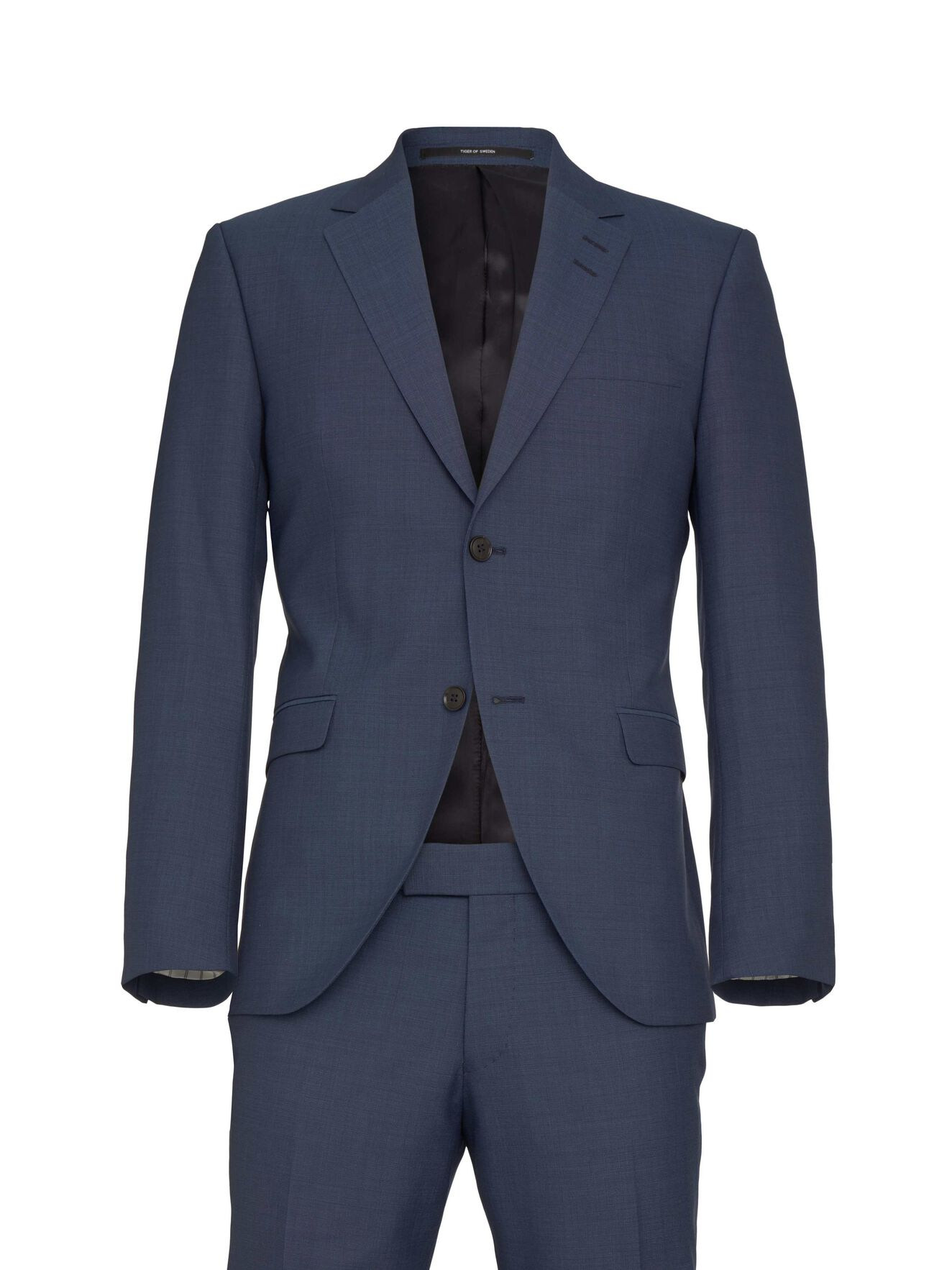 S.Jamonte Suit in Mystic Ocean from Tiger of Sweden