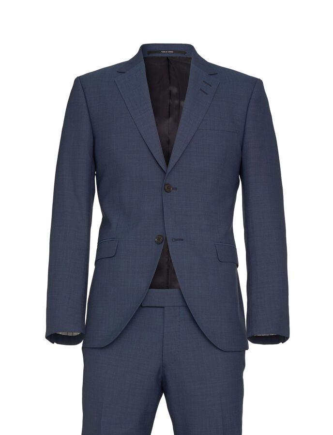 S.Jamonte suit in Mystic Ocean from Tiger of Sweden