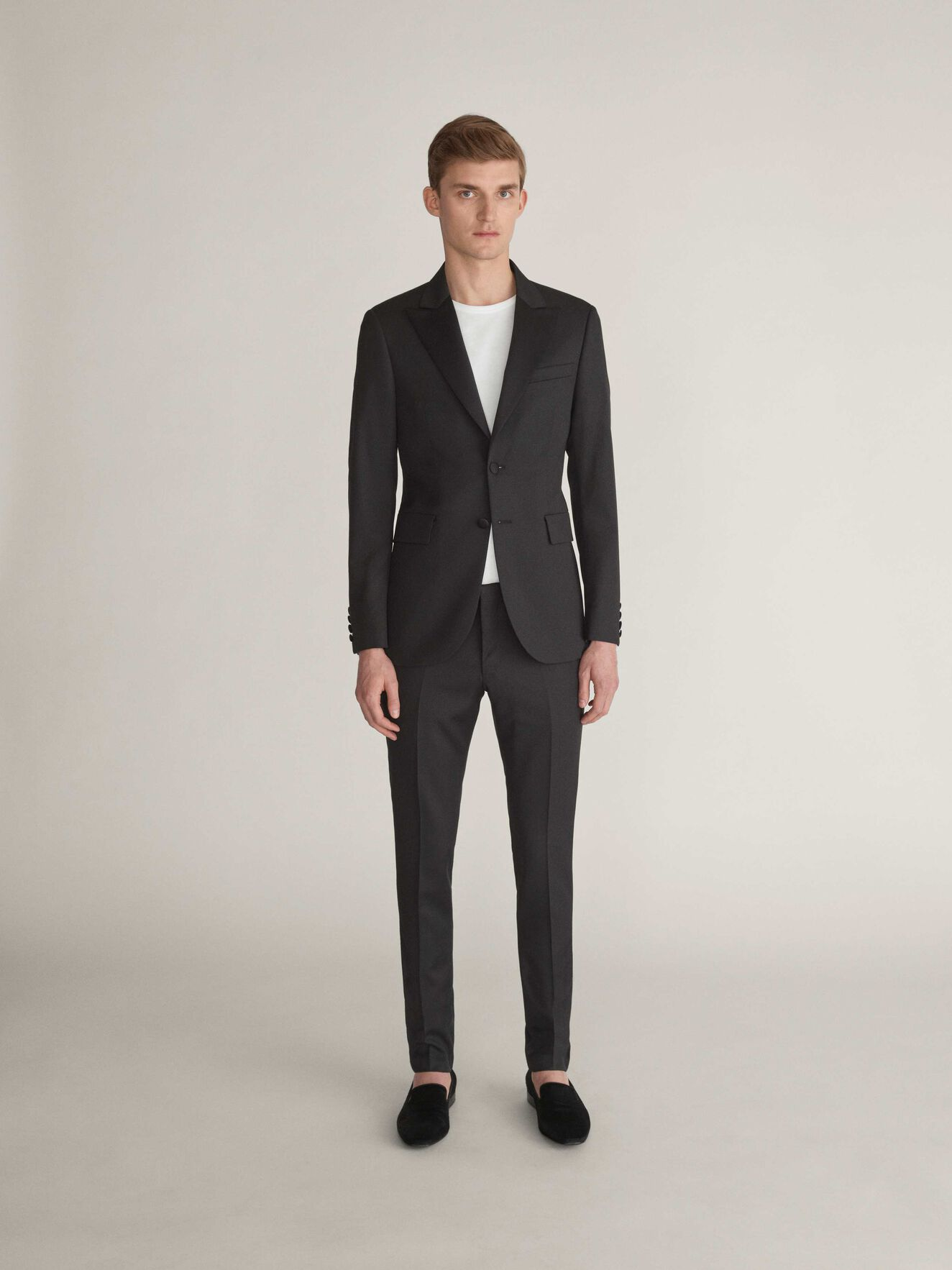 1903 Tuxedo Blazer in Black from Tiger of Sweden