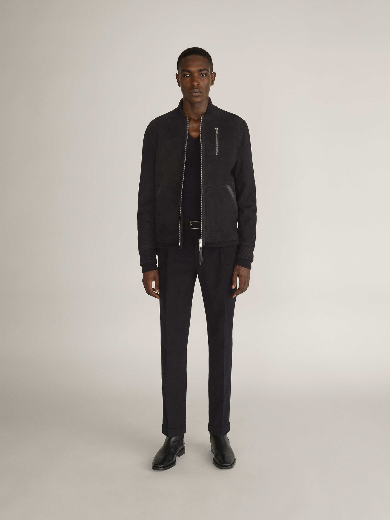 Layton Jacket in Black from Tiger of Sweden