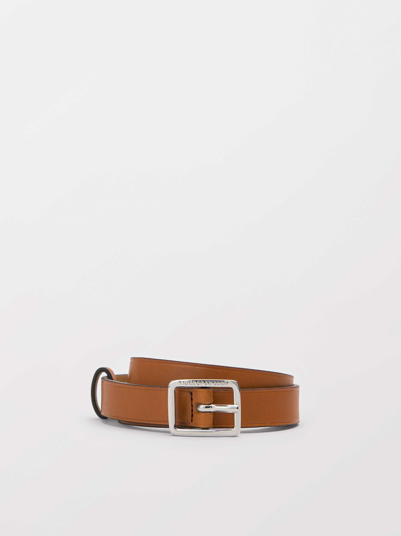 Looe Belt in Cognac from Tiger of Sweden