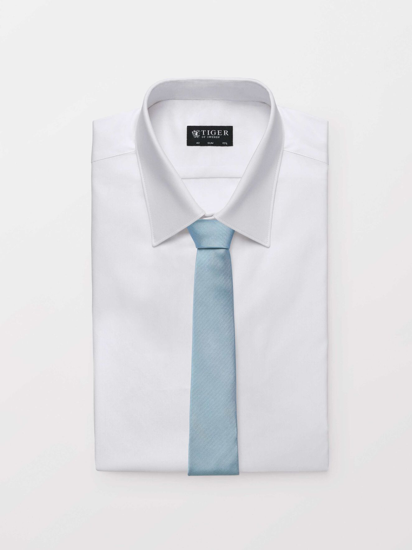 Tellar Tie in Airy Blue from Tiger of Sweden
