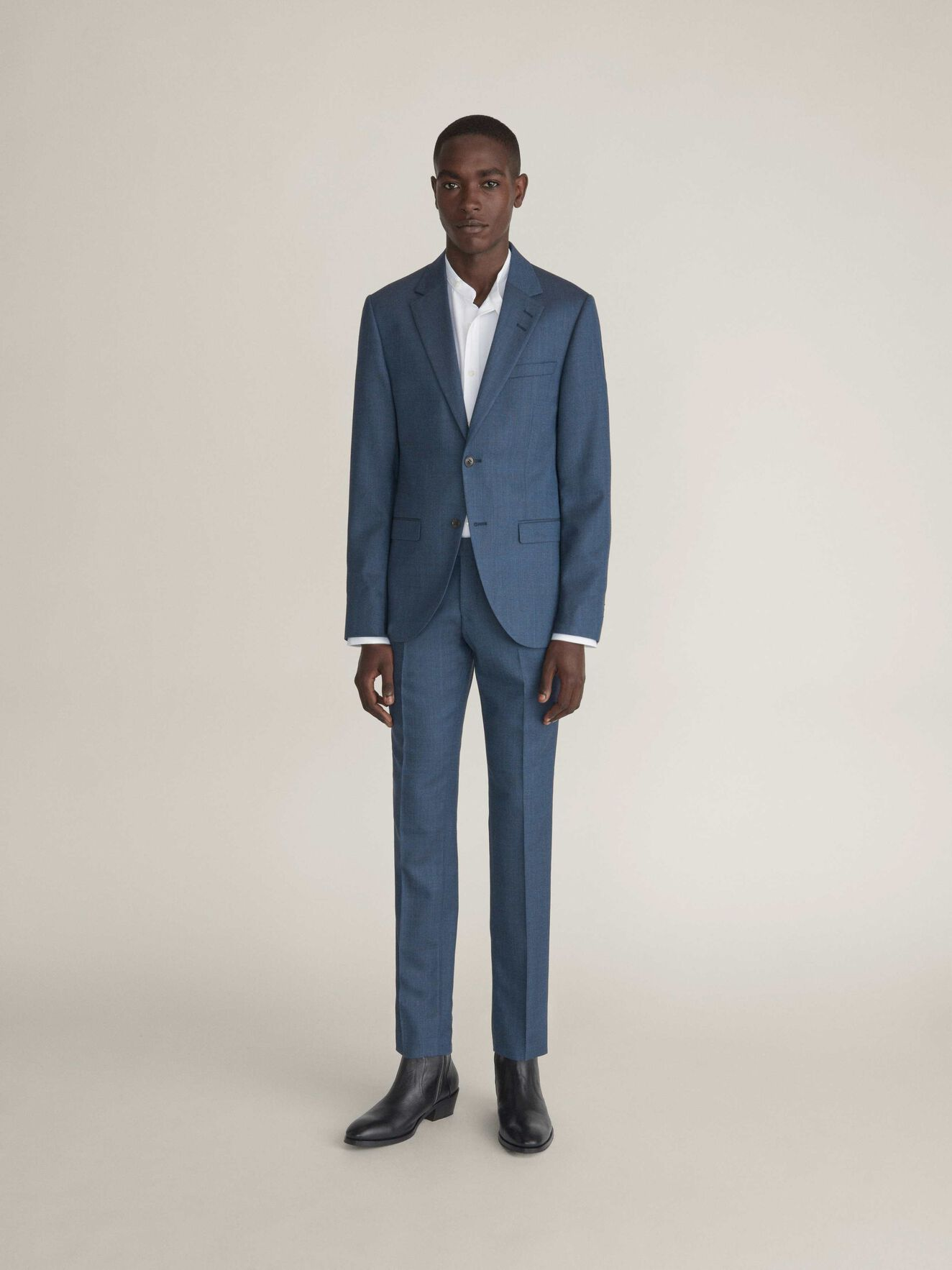 Jamonte Blazer in Silver Blue from Tiger of Sweden