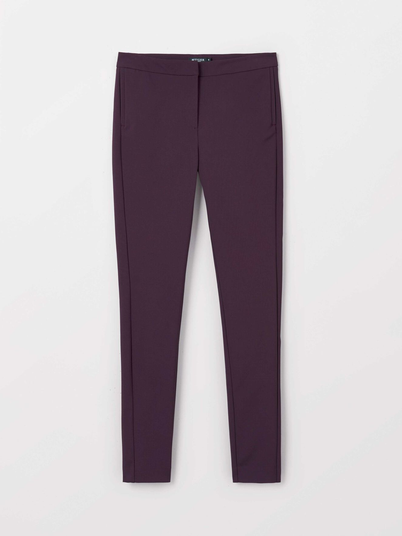 Cristin S Trousers in Juicy Plum from Tiger of Sweden
