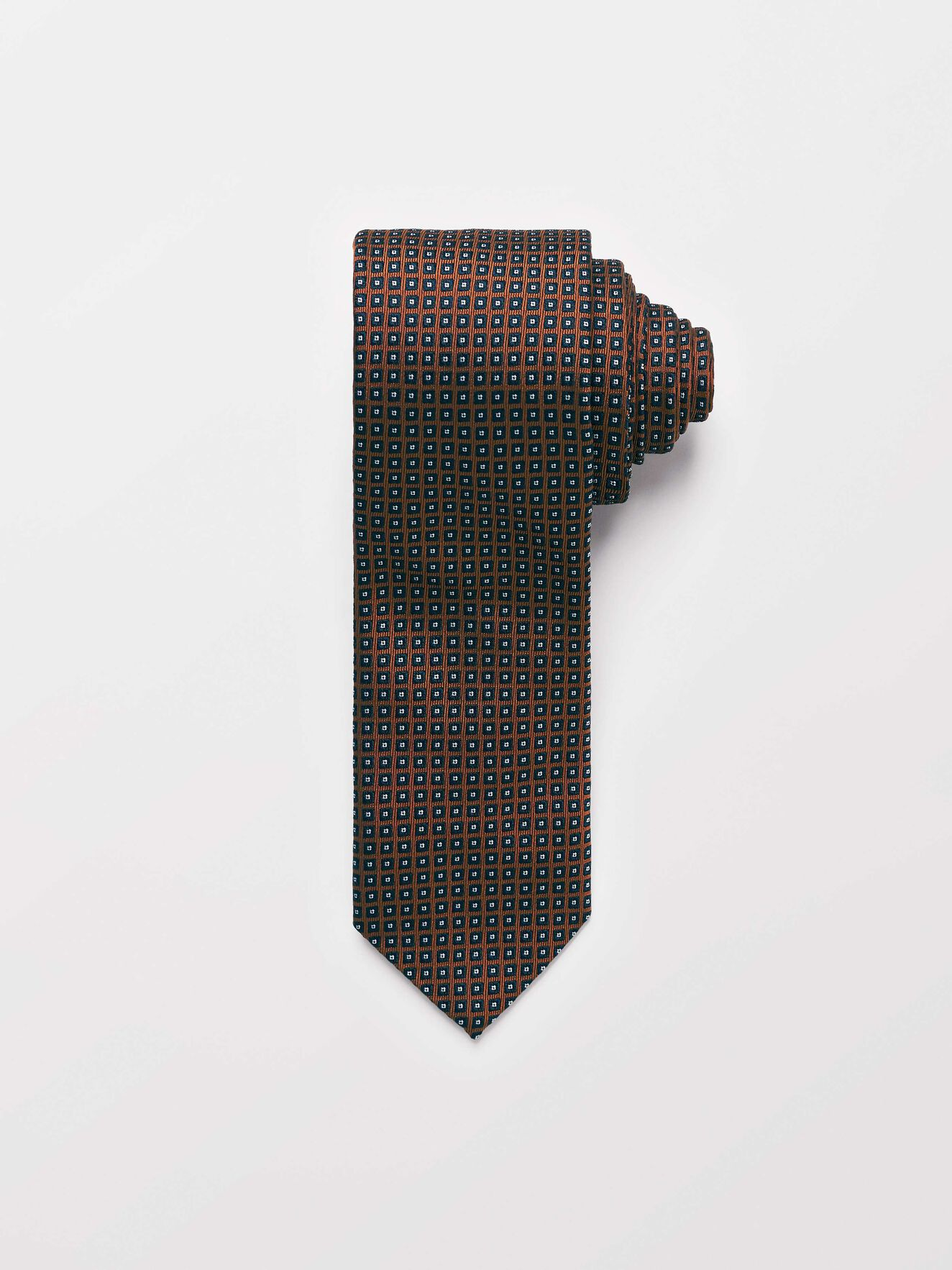 Tipp Tie in Caribou from Tiger of Sweden