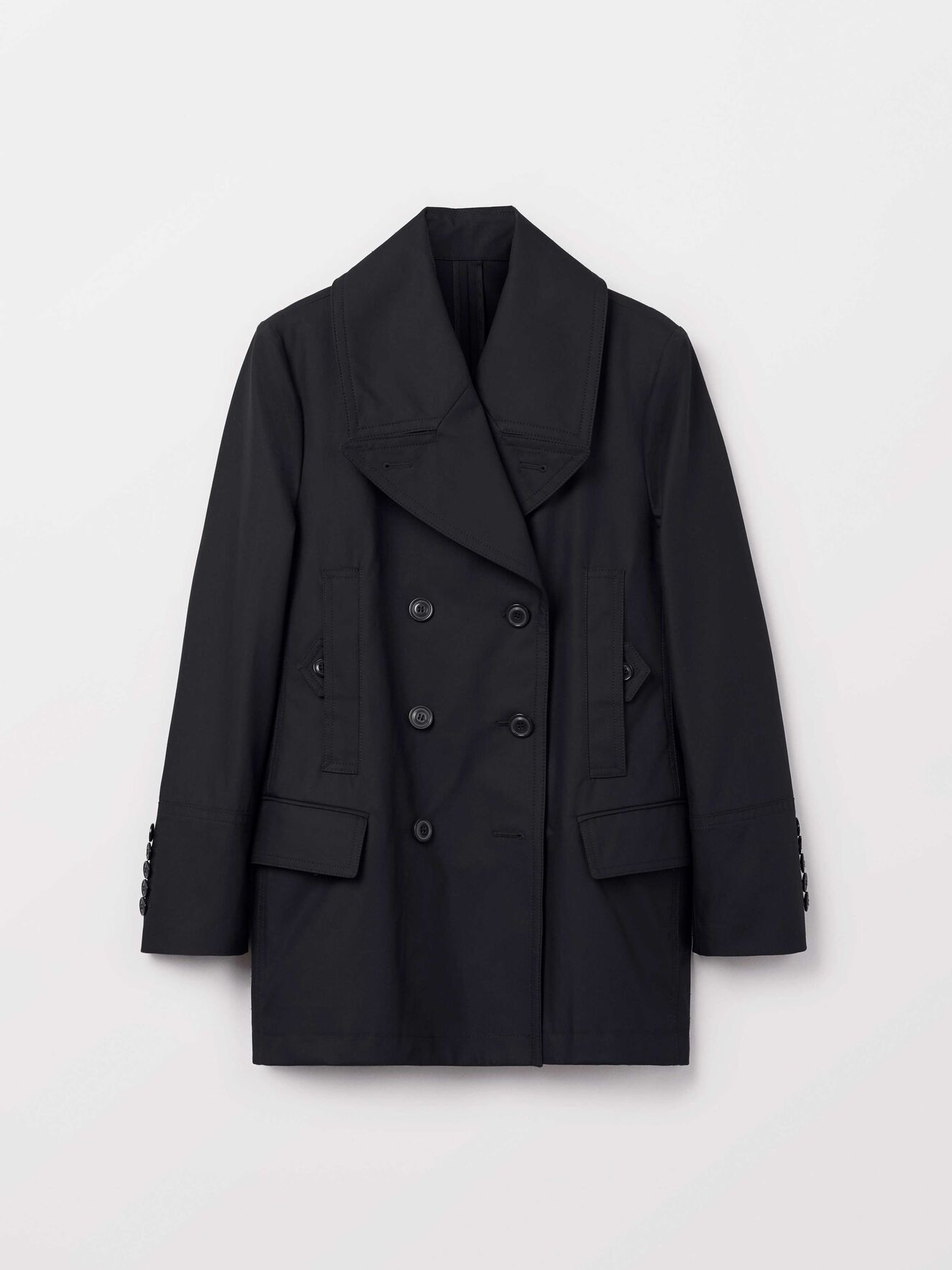 Alhena Jacket in Black from Tiger of Sweden