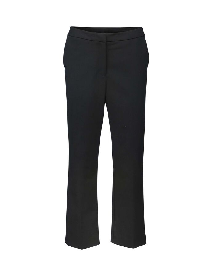 Mirz trousers in Night Black from Tiger of Sweden