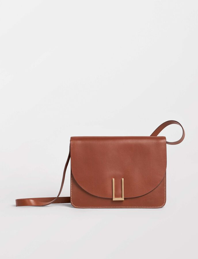 Marcel shoulder bag in Light Brown from Tiger of Sweden
