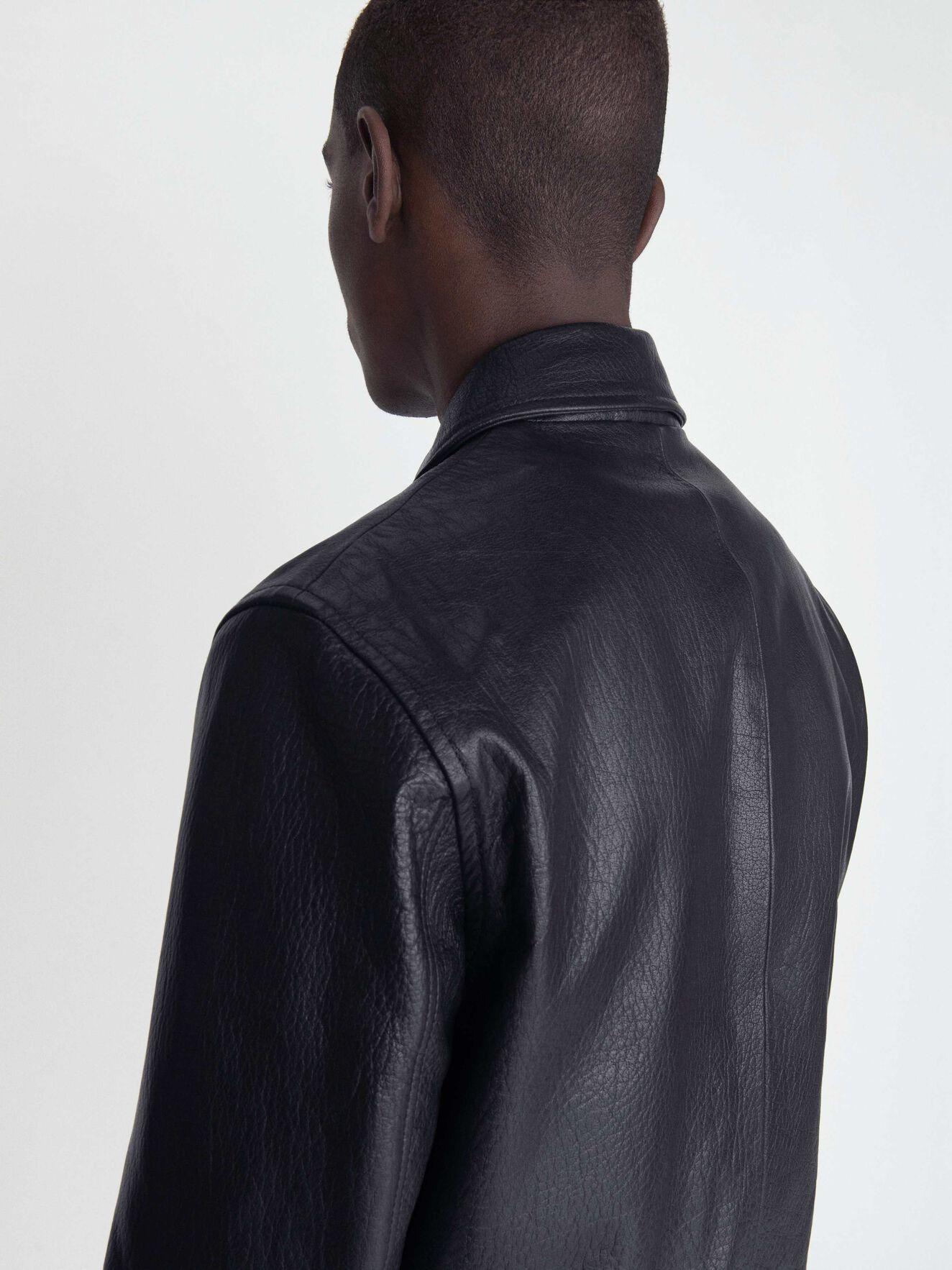Reze Jacket in Black from Tiger of Sweden