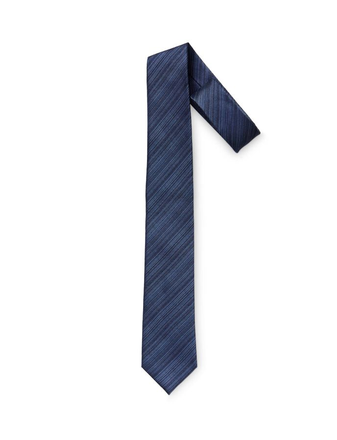 Ashford tie in Navy Peony from Tiger of Sweden