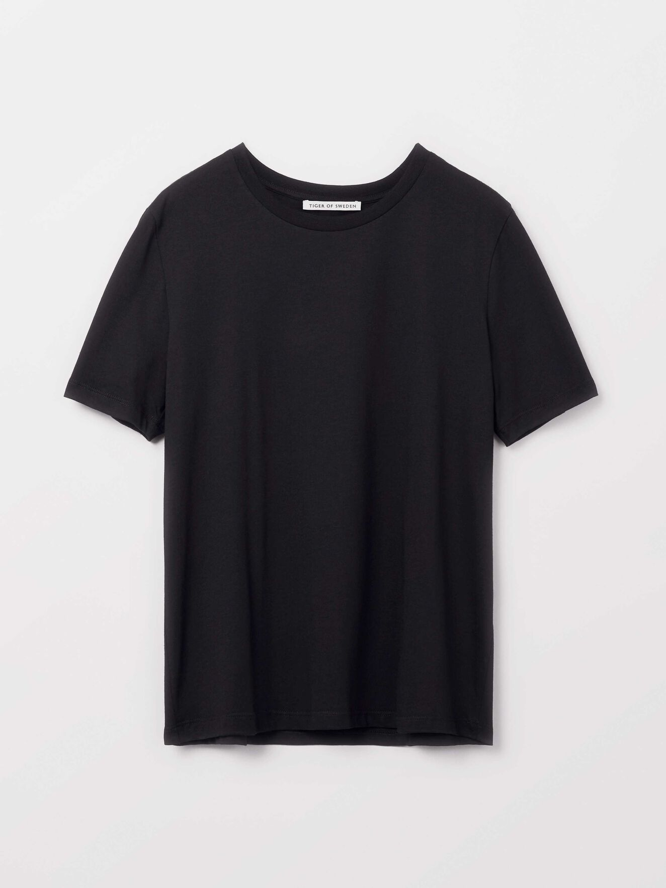 Deira T-Shirt in Black from Tiger of Sweden