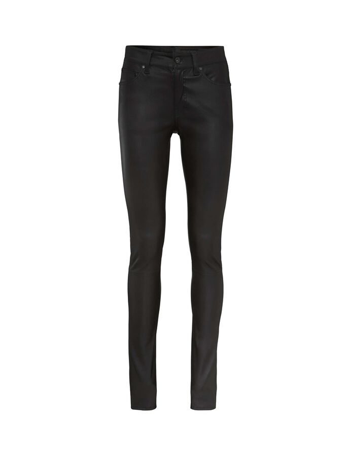 SLIGHT L TROUSERS in Black from Tiger of Sweden