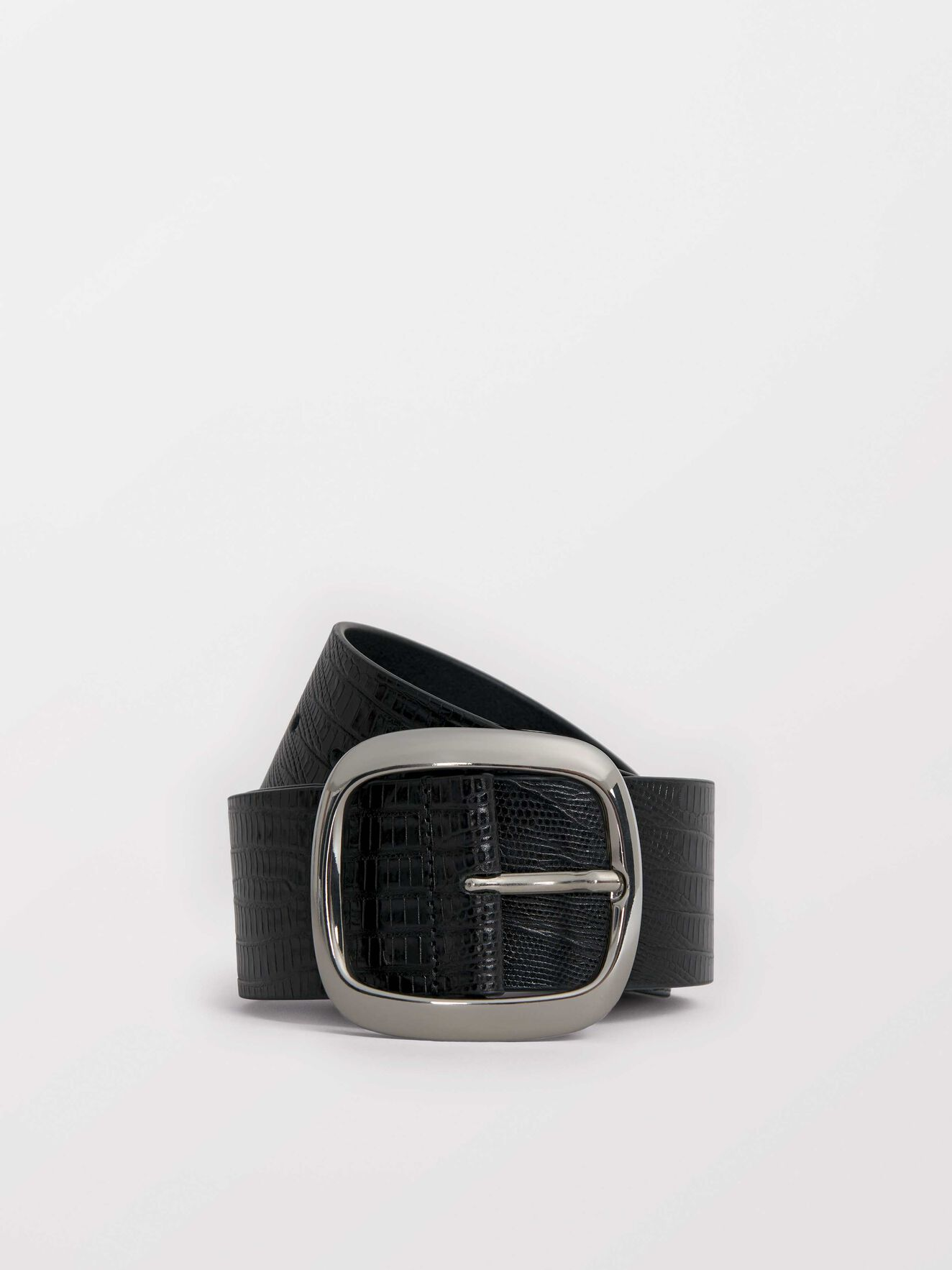 Baila Belt in Black from Tiger of Sweden