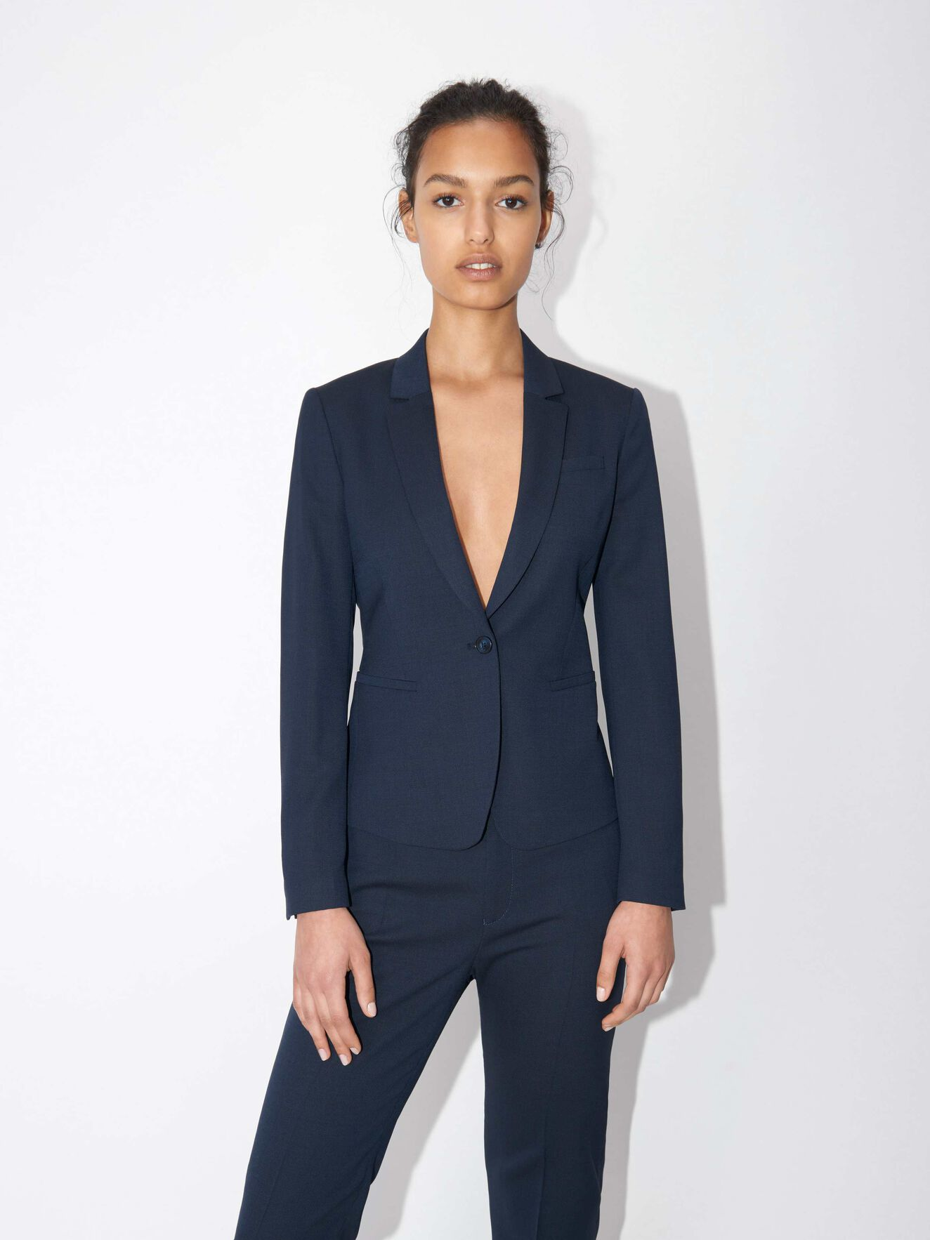 Kana Blazer in Peacoat Blue from Tiger of Sweden