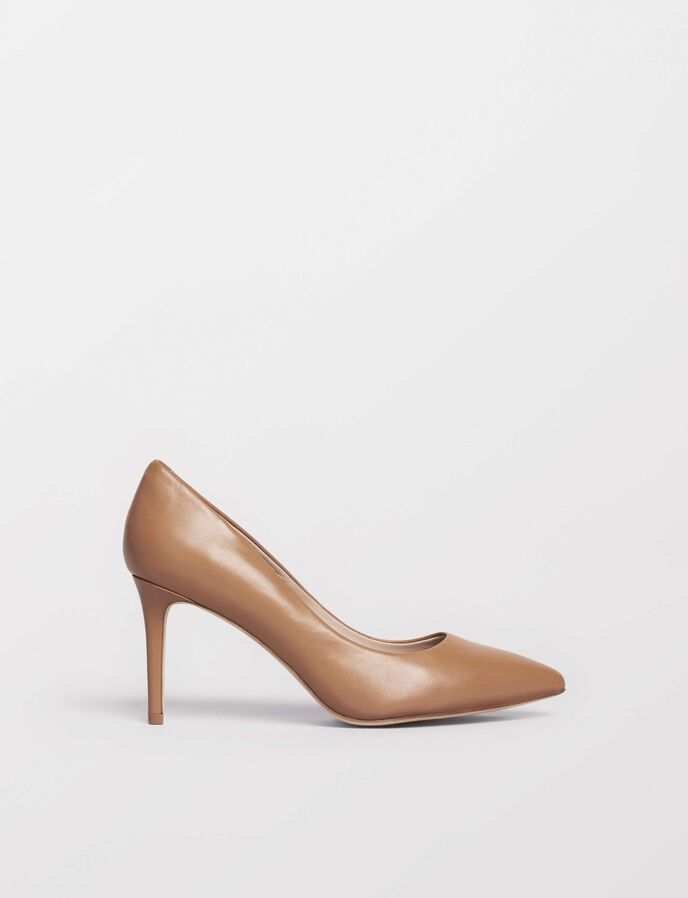 Vivienne Pumps in Dark Tan from Tiger of Sweden
