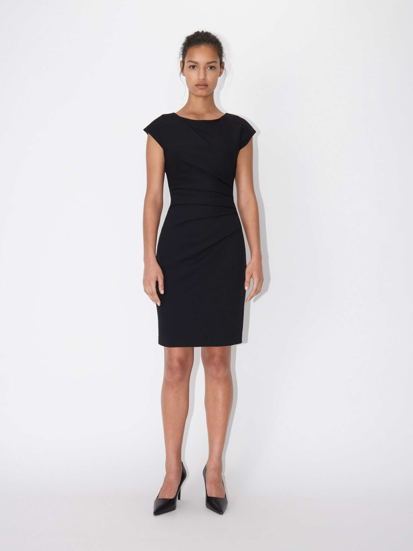 Mi stretch dress  in Black from Tiger of Sweden