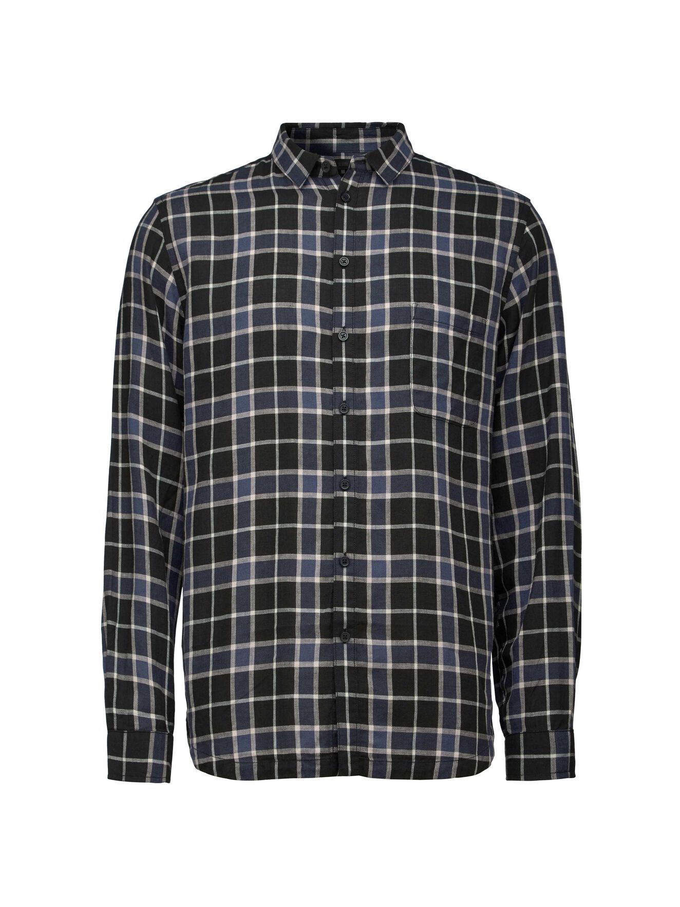 Mellow Shirt in Pattern from Tiger of Sweden