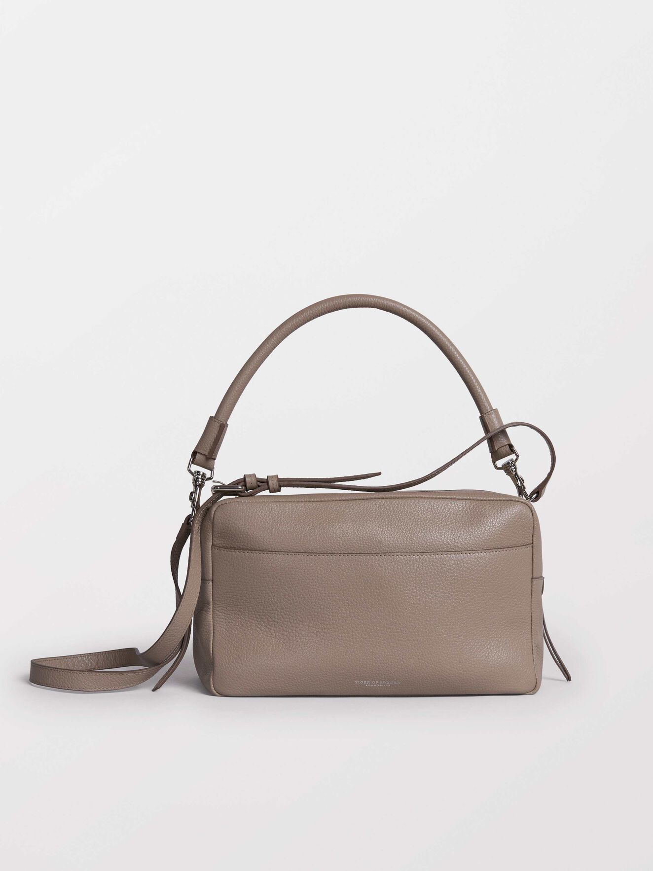 Cubista G Shoulder Bag in Greige Sand from Tiger of Sweden