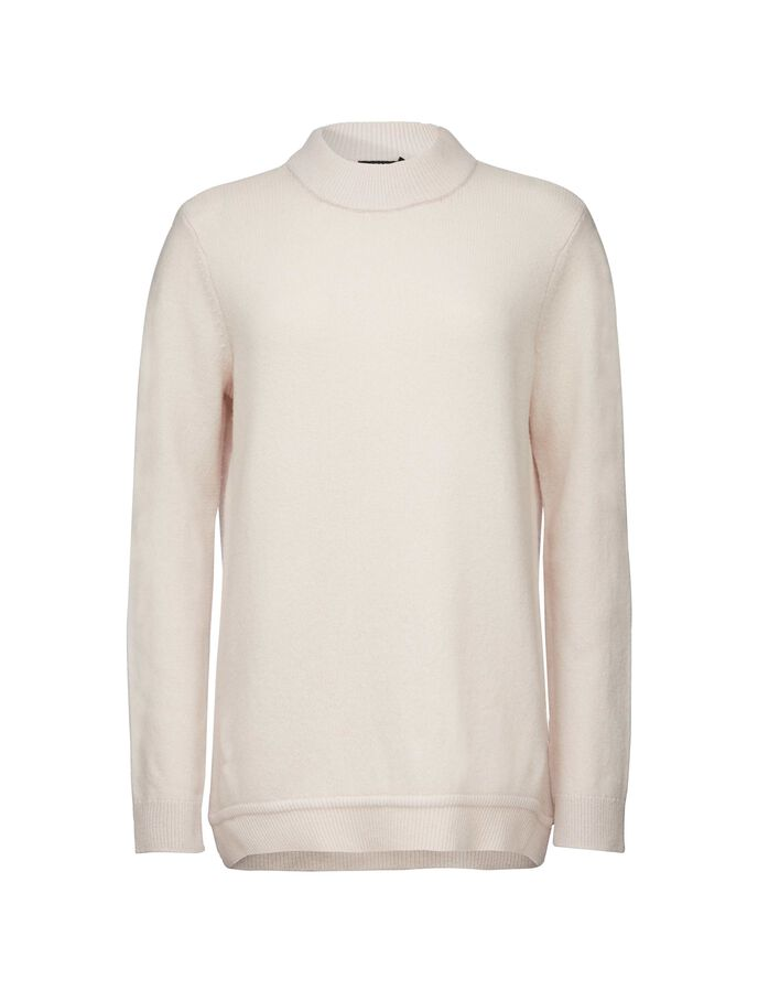 BARDEZ  PULLOVER in Pastel Parchment from Tiger of Sweden