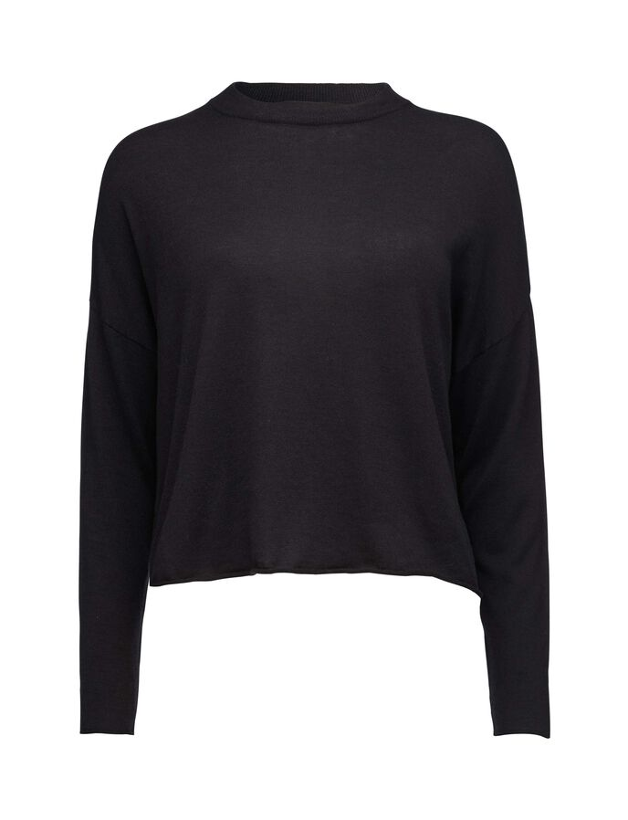 Shrive Pullover in Black from Tiger of Sweden