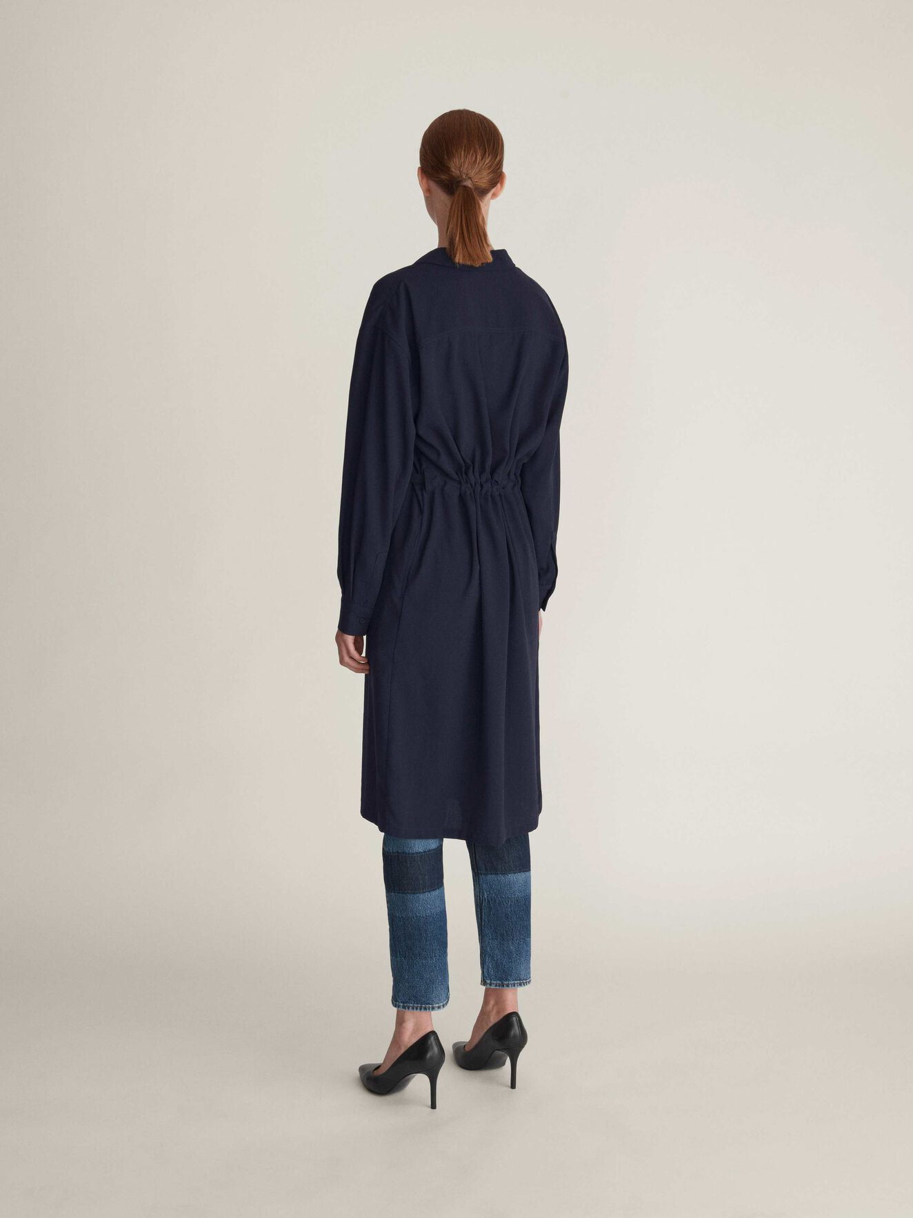 Eshna Dress in Deep Well from Tiger of Sweden
