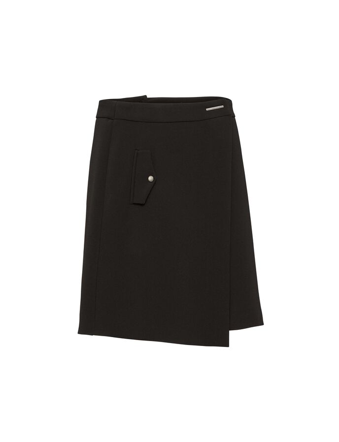 AFRODI SKIRT in Midnight Black from Tiger of Sweden