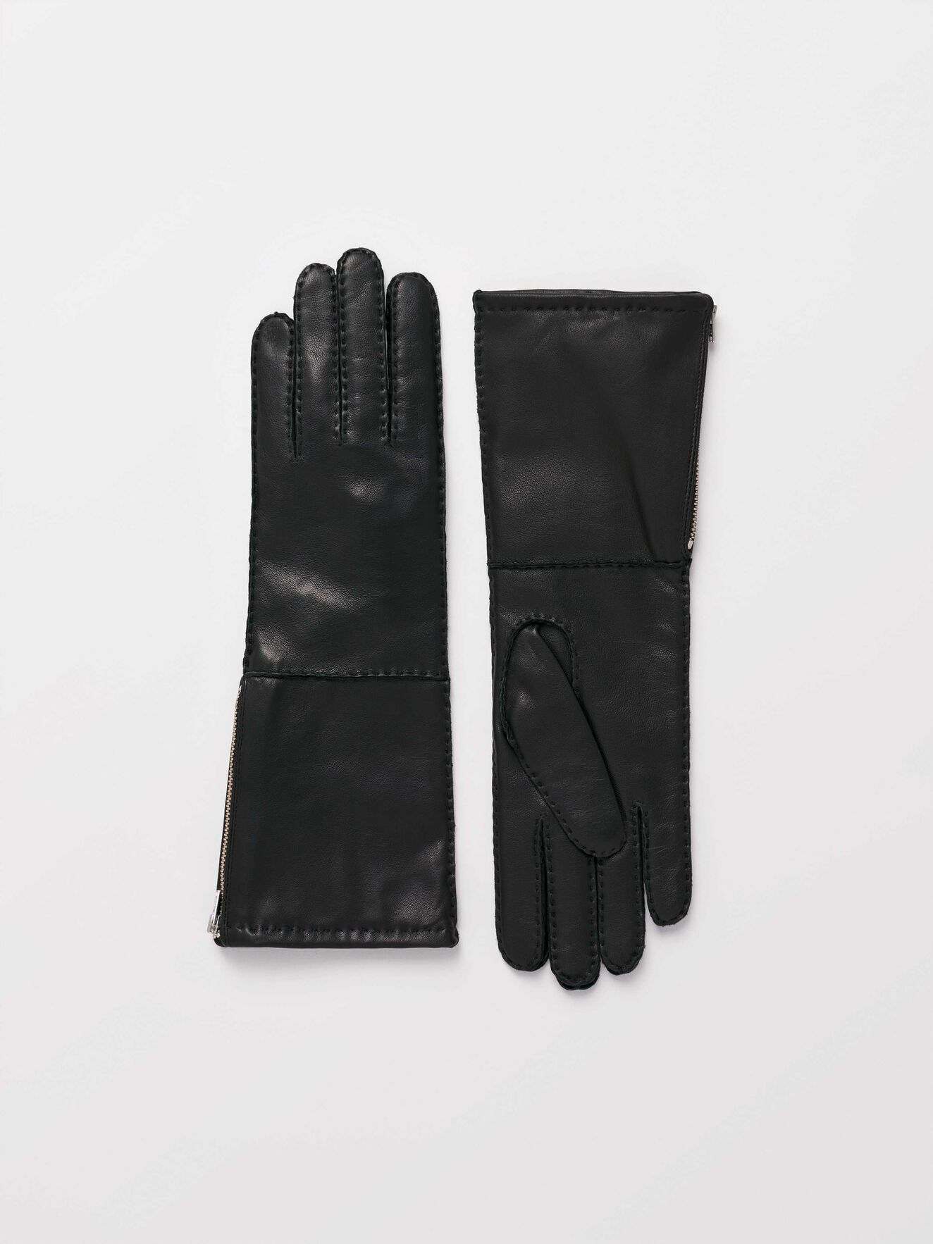 Guantello Gloves in Black from Tiger of Sweden