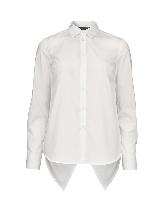 YOON BLUSE in White from Tiger of Sweden
