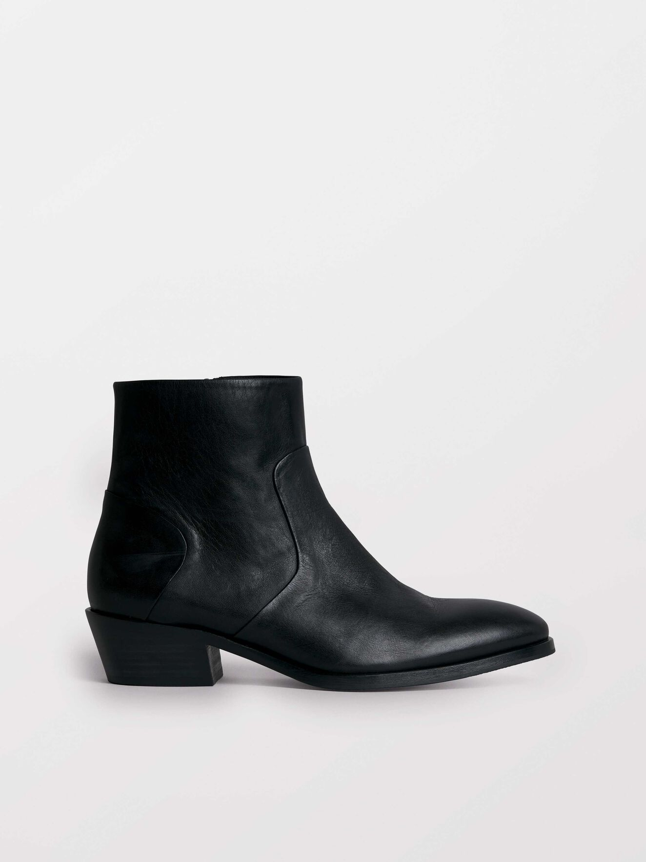 Ziggy Boots in Black from Tiger of Sweden
