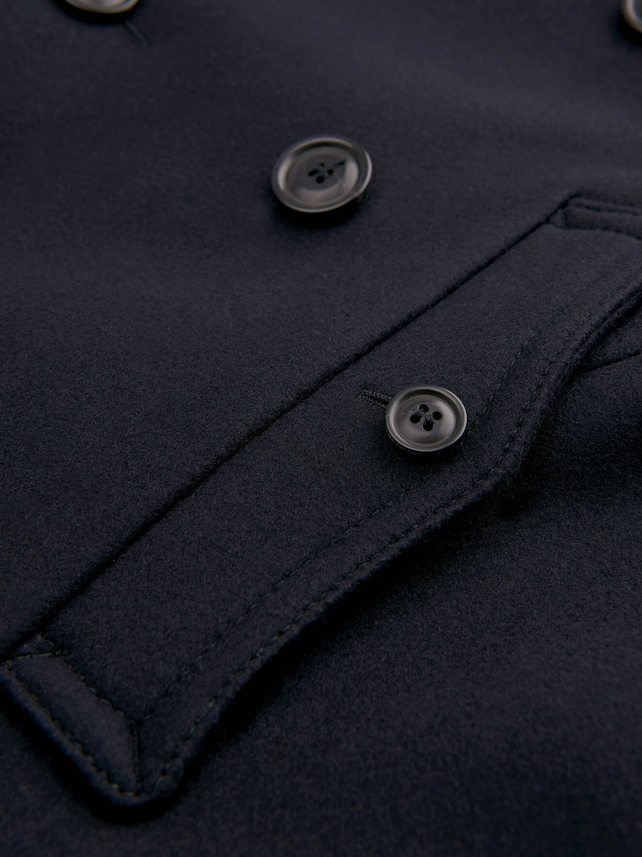 Opalon Jacket in Dark Sea from Tiger of Sweden
