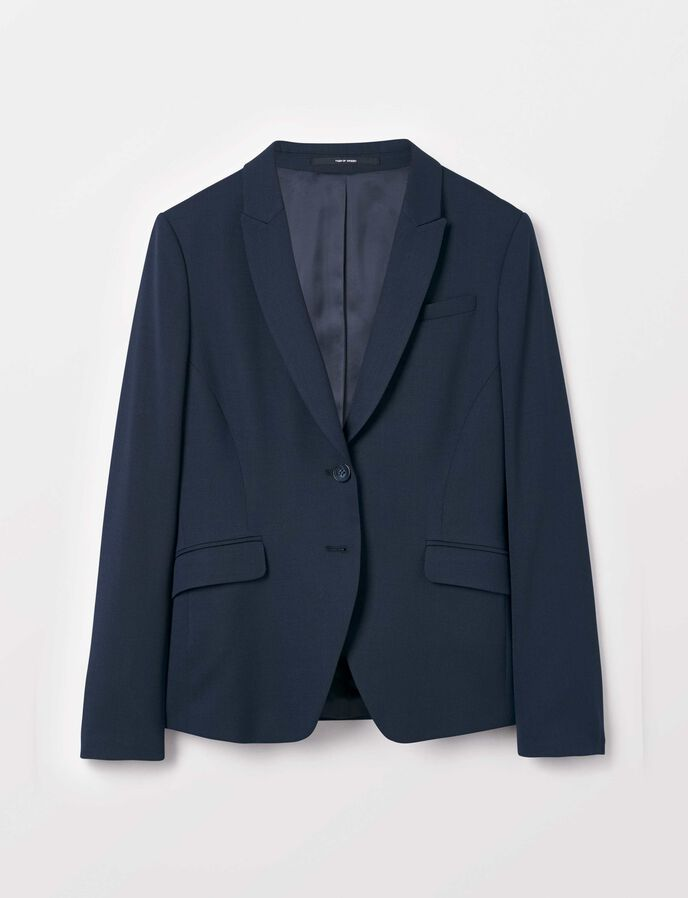 Ruma blazer in Peacoat Blue from Tiger of Sweden